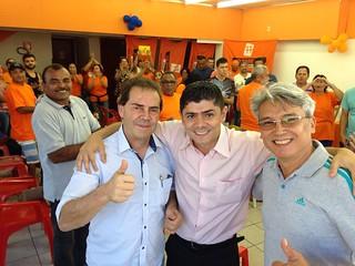 Rumo à vitória em Cubatão