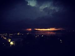Later... #Everett #sunset #PNW #pnwonderland #everettsunsets #glowy #clouds #snocotourism #itwasadarkandstormynight