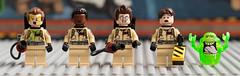 Lego Original Ghostbusters.