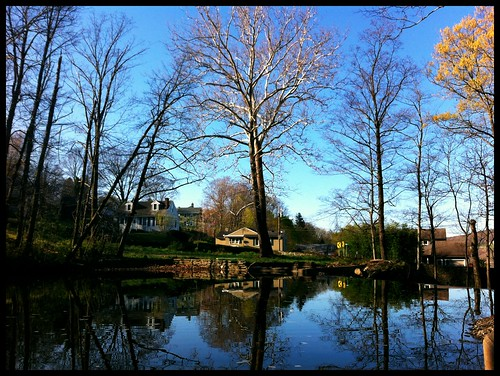 Vanderbilt Reflection Pond