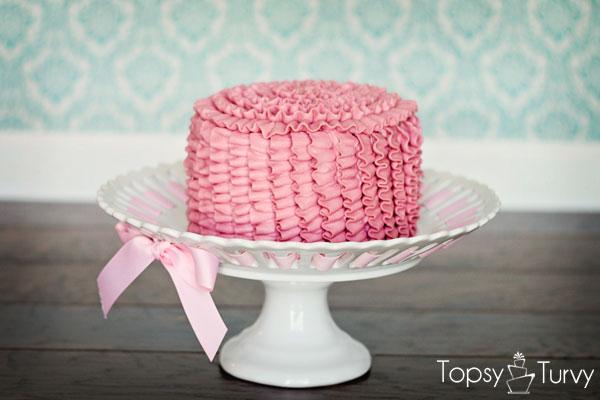 buttercream-vertical-ruffled-smash-cake