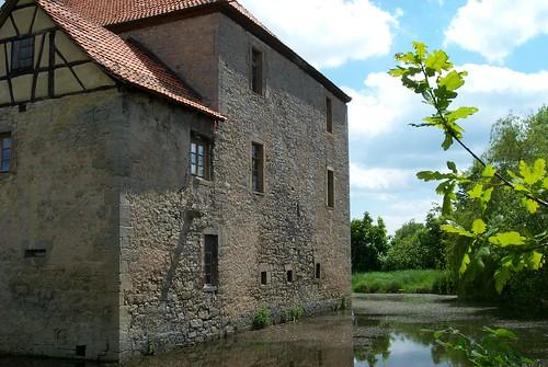 Wasserburg Schwickershausen10