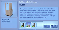 LaShawn Rain Shower