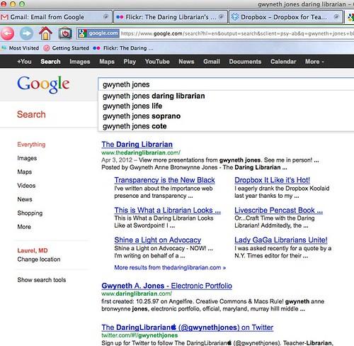 search engine ranking - SERP