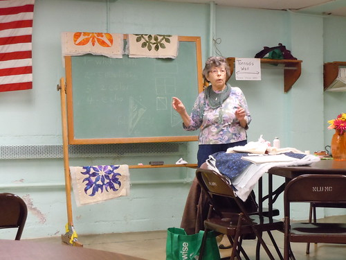 Hawiian Quilting with Sue