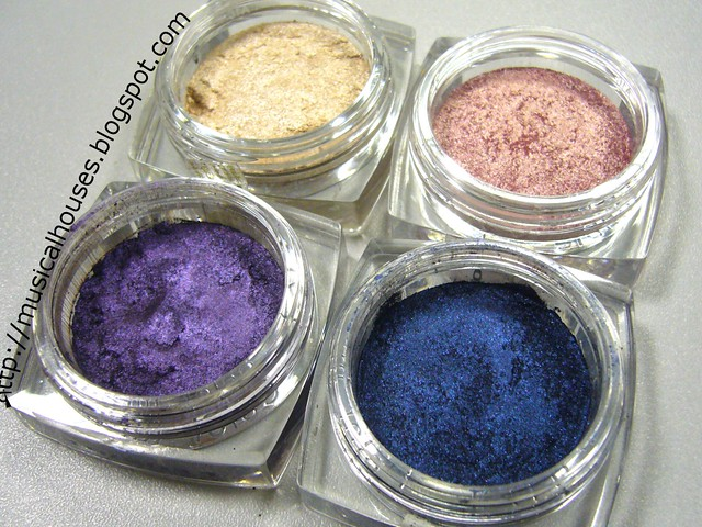 loreal infallible eyeshadow 1
