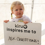 KLRU inspires me to... ask questions!