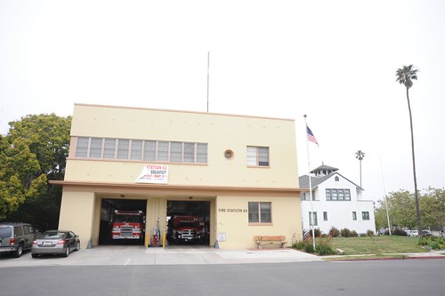 Fire Station 63 Venice Beach