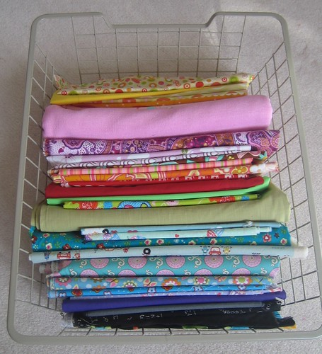 Just a snippet of my fabric stash by Gemma_Day