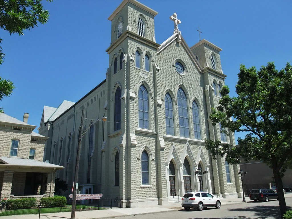 Emmanuel Catholic Church (by catholicsanctuaries, 2012, used with permission)