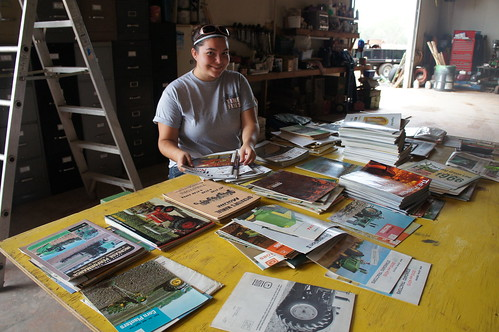 Abby sorting literature