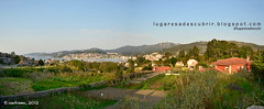 A Ría de Aldán (Cangas do Morrazo, Pontevedra)