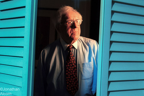 Ray Bradbury by Jonathan Alcorn