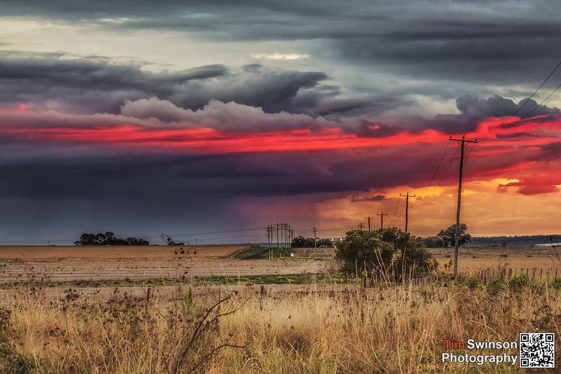 Sunset 08-06-2012