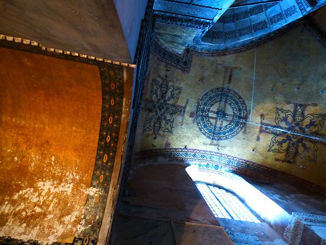 Istanbul - avril 2012 - jour 5 - 014 - Sainte-Sophie (Ayasofya Cami Müzesi)