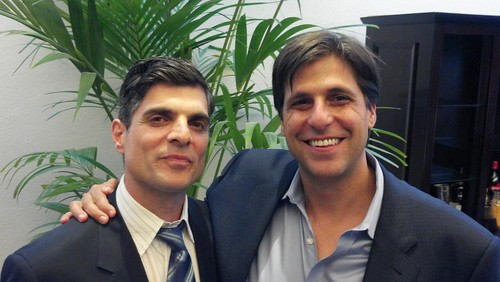 George Zakk and Jonathan Glickman