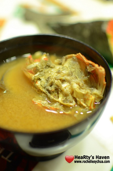 Yurakuen Lobster Soup