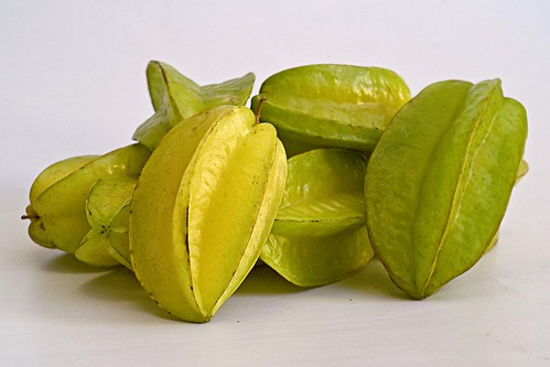 Carambola or Star Fruit