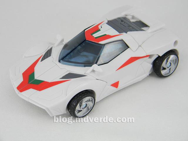 Transformers Wheeljack - Prime RID - modo alterno