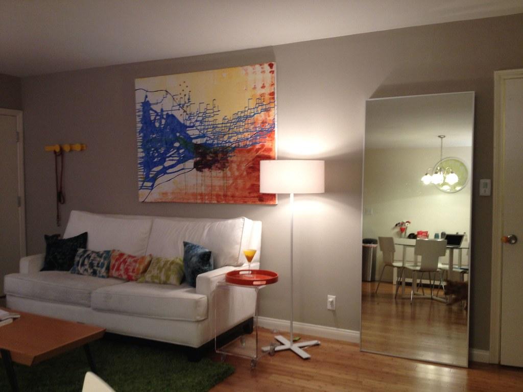 Infinity Floor Mirror - Flooring Ideas and Inspiration