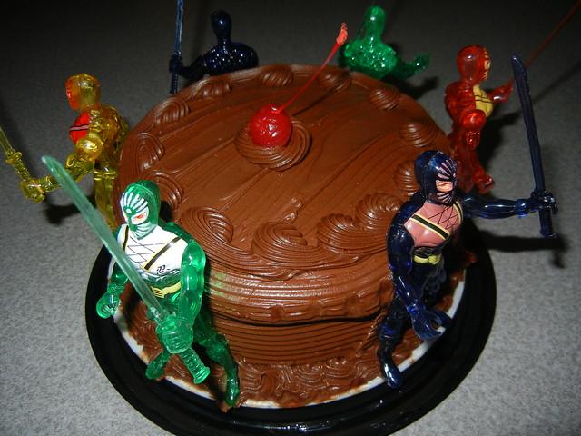 Ninja Cake 2