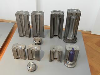 glasformen für flaschen