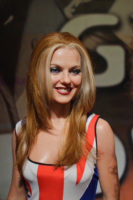 Geri Halliwell Ginger Spice At Madame Tussaud S New York Flickr Photo Sharing