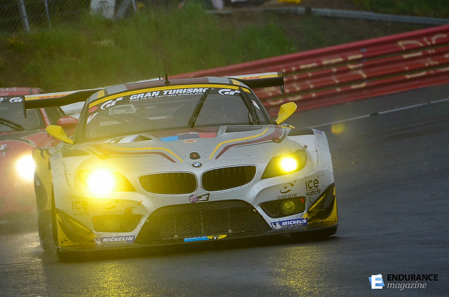 BMW Z4 GT3 - Marc VDS Racing Team 29