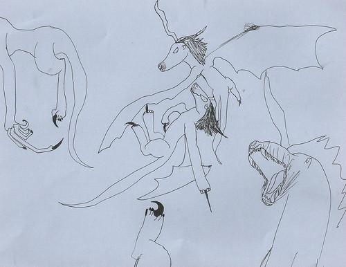 Phoenix, Sketch