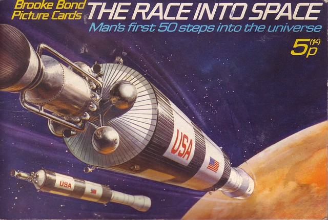 The Race into Space