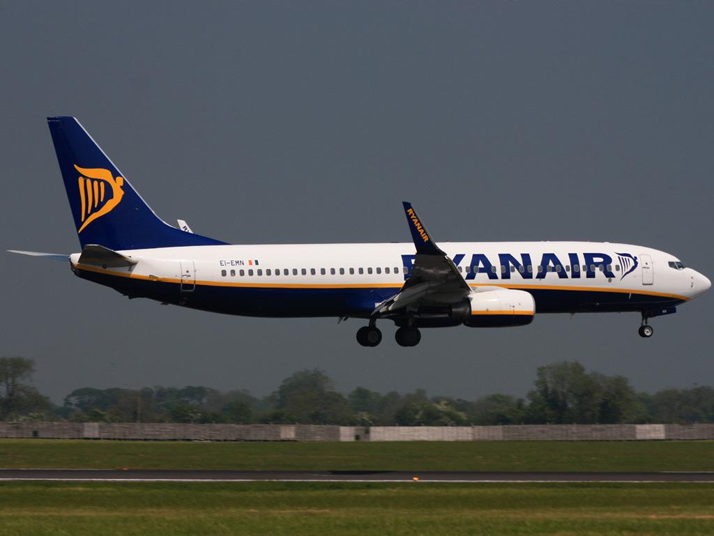 EI-EMN - B738 - Ryanair