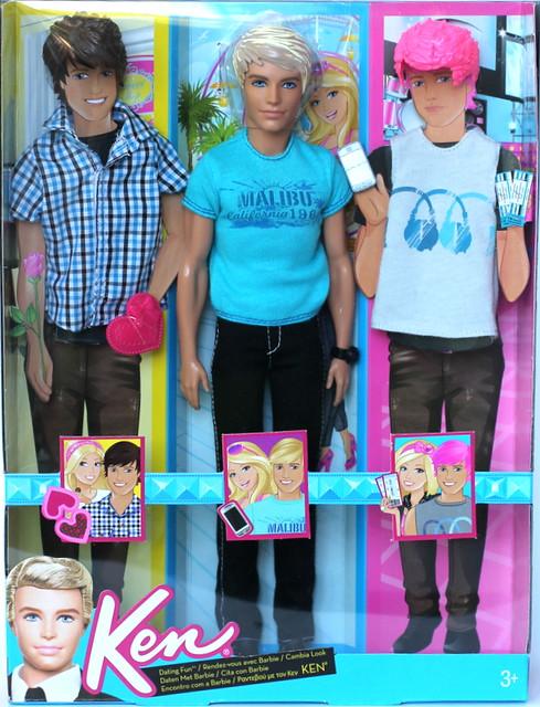 dating fun ken doll
