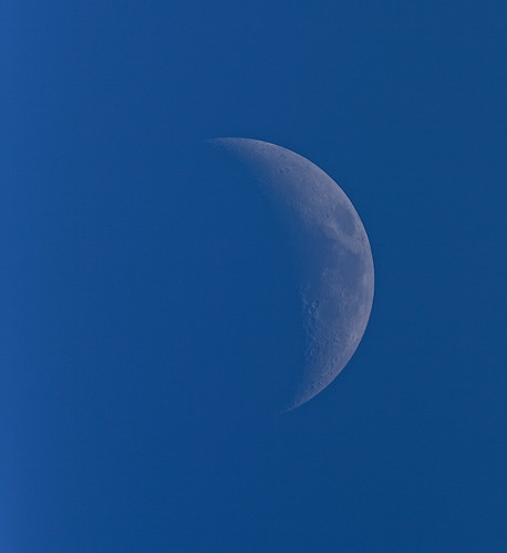 The Moon 260512 by Mick Hyde