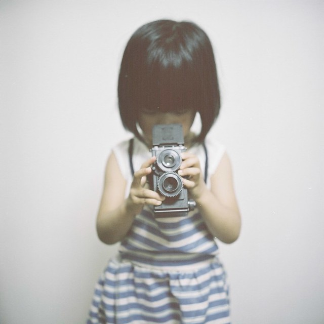 *little photographer