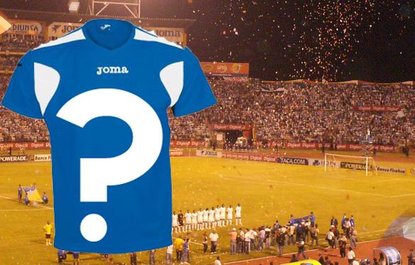 El Jueves presetan nueva camisa de la Selección de Honduras