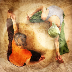 Inspiring Asanas. Balancing Energies of Yin & Yang