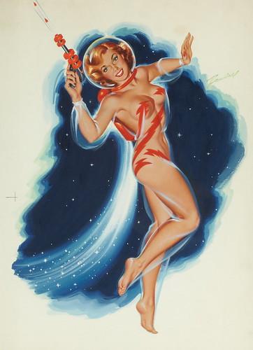 Bill Randall - Miss Venus, 1955