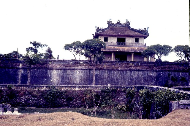 Hue 1966 - Imperial Palace