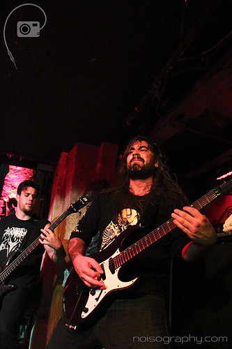 The Black Dahlia Murder - The Seahorse Tavern - May 29th 2012 - 01