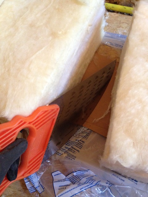 Toolbox Tuesday: Cutting Insulation Like Buttah! - Old Town Home