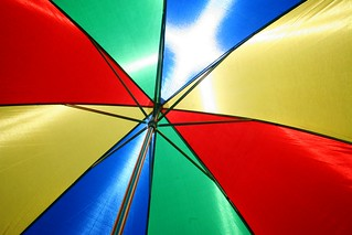 Under the Brolly