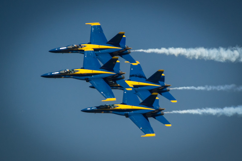 Blue Angels - Mankato, MN