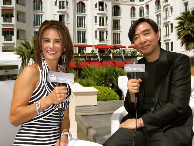 Lynn Maggio, Jay Sun, Majestic Hotel, Cannes Film Festival