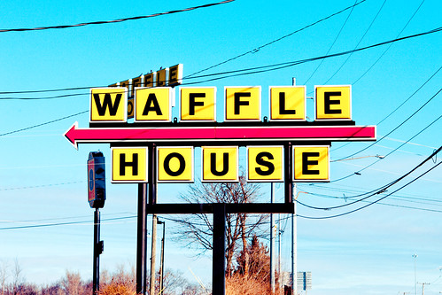 Let's Hit the Waffle House After We Check Out