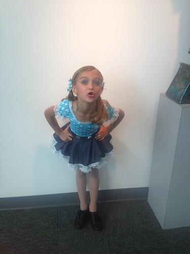 Karli Dance Recital