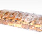 Печенье с джемом в коррексе