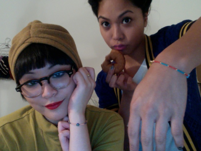 evil eye bracelet buddies
