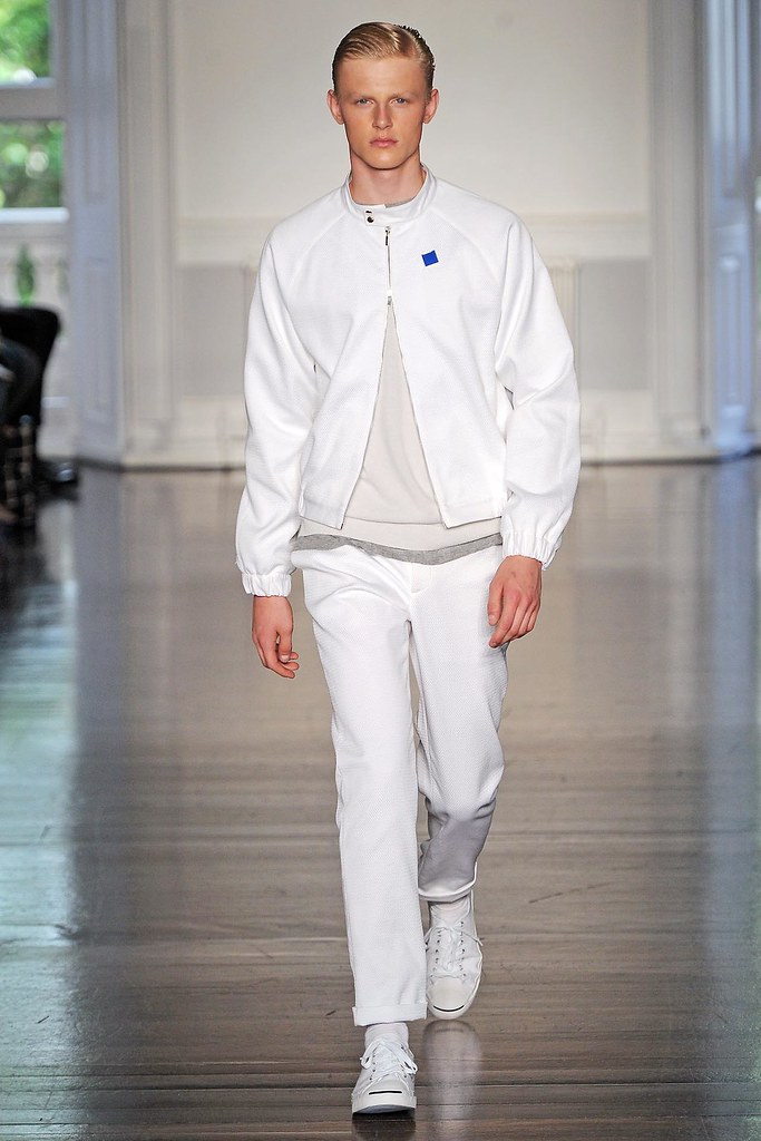 SS13 London Richard Nicoll002_Billy @ Next London(VOGUE)