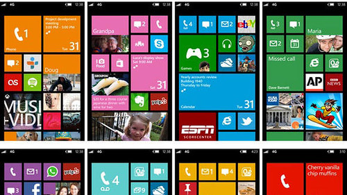 Windows Phone 8 ir Windows Phone 7.8 pristatymas