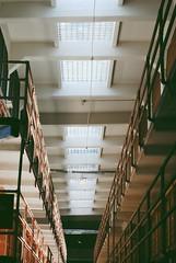 Prison Cells, Alcatraz Island